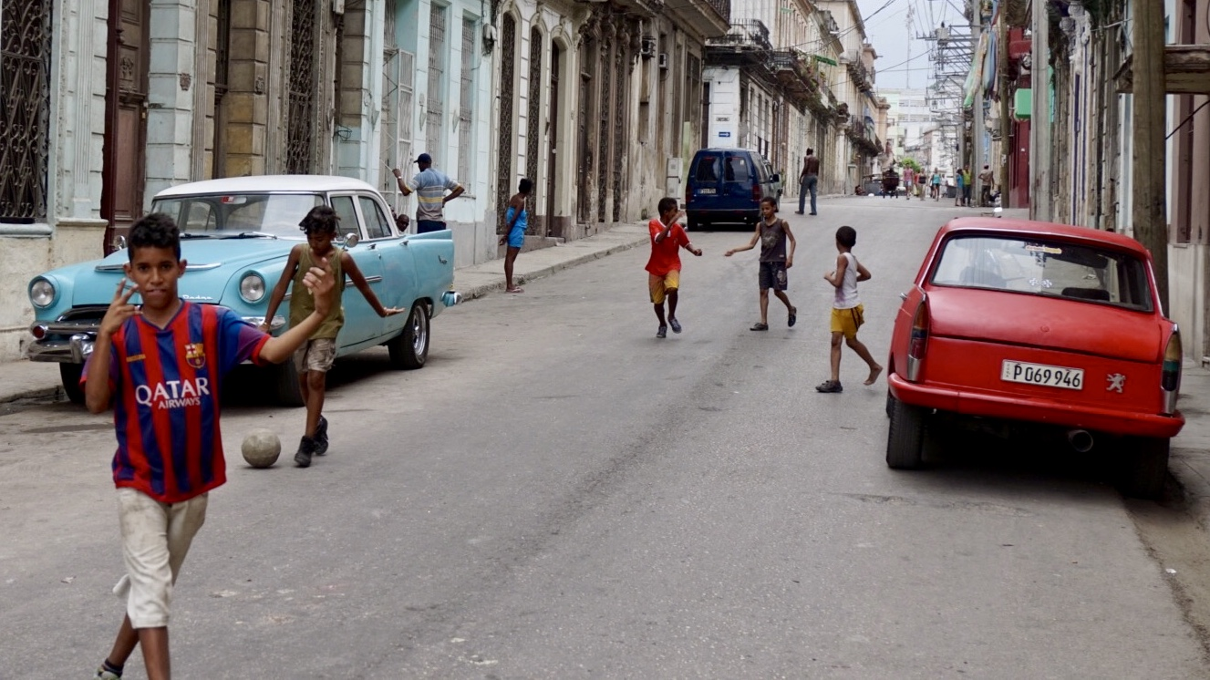 travel cuba independently